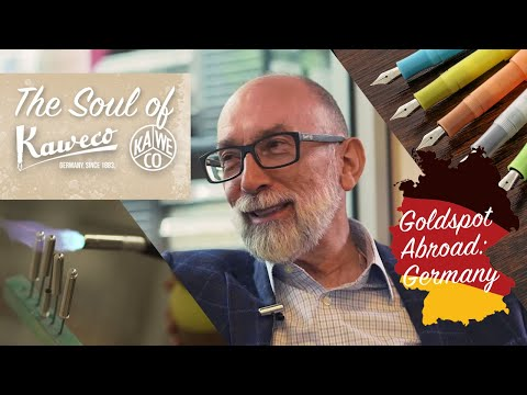 The Soul of a Kaweco Pen - an interview with Michael Gutberlet
