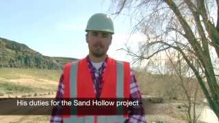 Sand Hollow Campground Construction Update