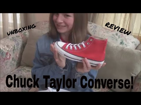 red-high-top-converse-|-un-boxing-+-review!