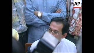 MALAYSIA: SACKED DEPUTY PRIME MINISTER ANWAR LATEST (2)