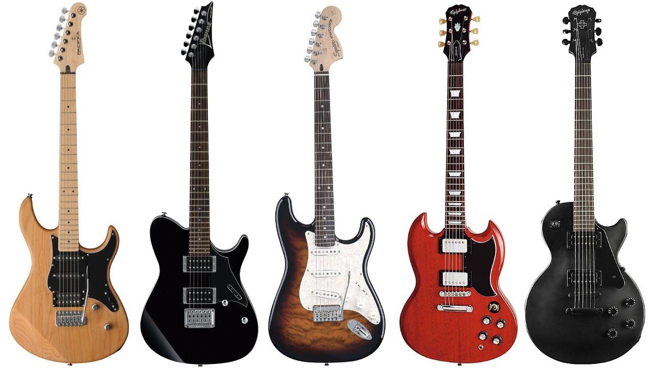 Yamaha Sg Guitar