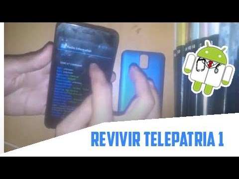 Cómo revivir vtelca telepatria 1 v2 tda (zte v865m)   Fácil y rápido   2016 Tutorial Flashtool