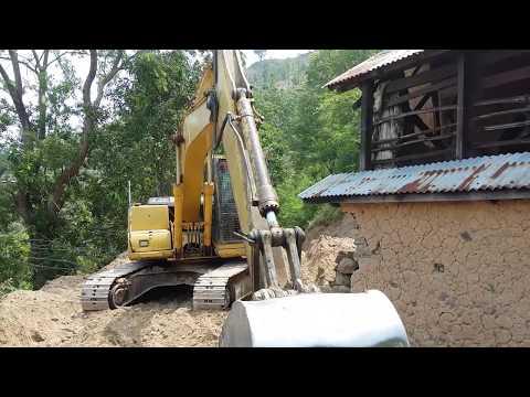 डोजर काण्ड  Dozzer Kanda Nepal (Road Construction)