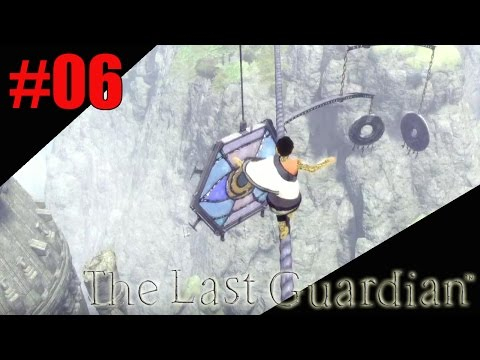 The Last Guardian #06 - La caída  (PS4 PRO)