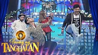 Tawag ng Tanghalan: Vhong, Jhong and Teddy jam with TNT daily contender Cristina