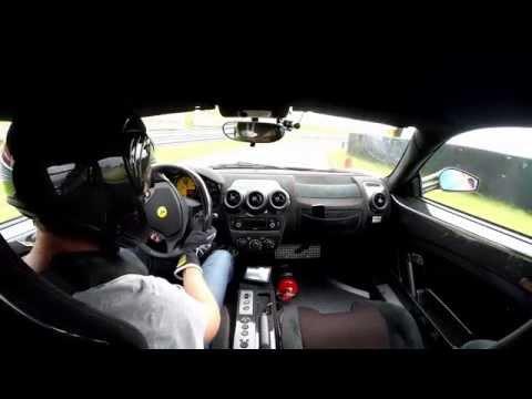 Ferrari F430 Scuderia Onboard Oschersleben