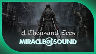 BLOODBORNE SONG - A Thousand Eyes by Miracle Of Sound ft. Aviators (Symphonic Metal)
