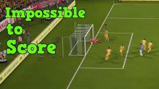 FIFA 18 FAILS   Impossible to Score