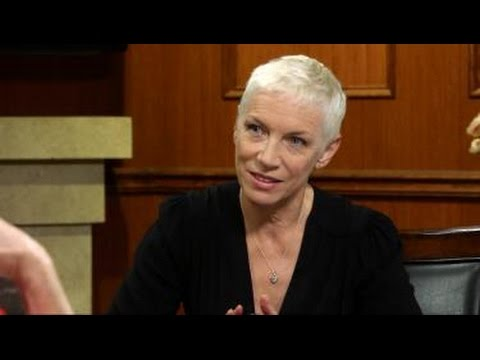 "Annie Lennox on ""Larry King Now"" - Full Episode in the U.S. on Ora.TV"