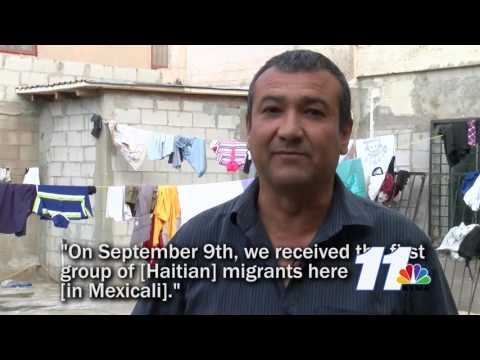 UPDATE: HAITIANS IN MEXICALI AND SAN LUIS RIO COLORADO