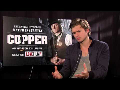 Tom WestonJones talks about Copper coming to the UK