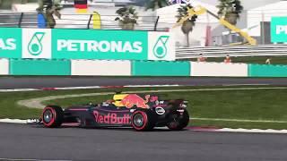 F1 2017 Malaysian GP Highlights