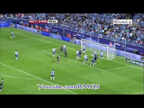 Malaga Vs Real Madrid Full Highlights + All Goals HD Week 7 Liga BBVA 2010-2011