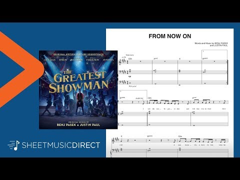 from-now-on-sheet-music-(from-the-greatest-showman)---pasek-&-paul---piano-&-vocal