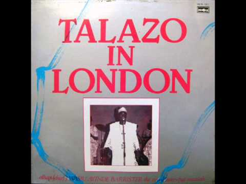 Alhaji (Chief) Wasiu Ayinde Barrister - Talazo in London (Complete Album)