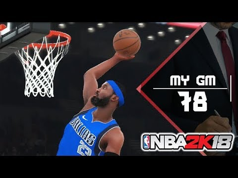 MyGM: SHEPARD PACKT DEN DUNK AUS!  NBA 2K18 078  Lets Play  Maxx  Deutsch