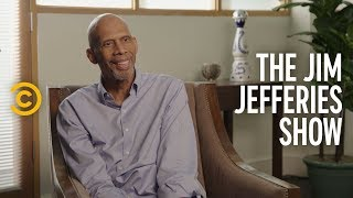 Kareem Abdul-Jabbar Talks Athlete Activism - The Jim Jefferies Show