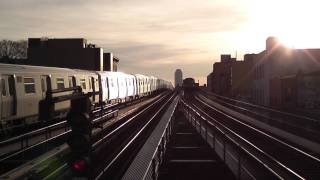 NYC Subway BMT Broadway Line - Astoria (Part 2 of 2)