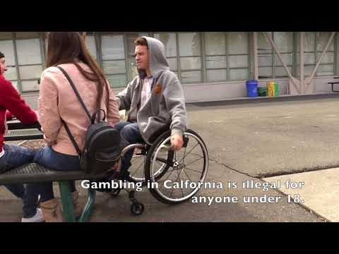 Valley Oak High School Friday Night Live (Napa County) ? Problem Gambling PSA