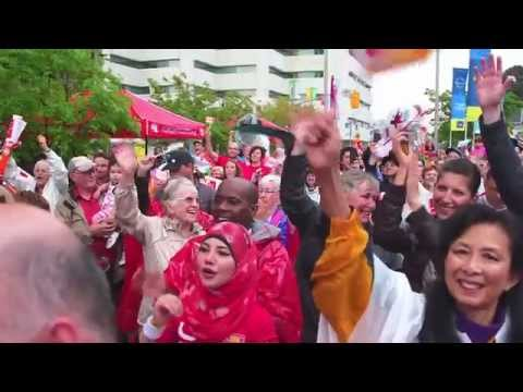 TORONTO 2015 Pan Am Games: Ignite the Spirit!
