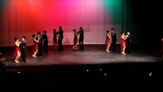 Dominion High School Latin Dance