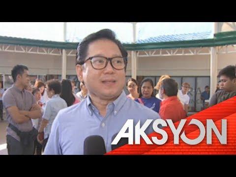 Bayad sa parking building ng Quezon City Hall