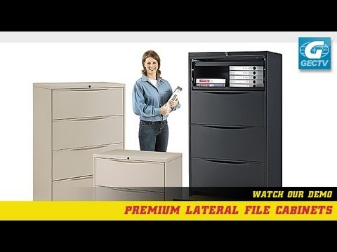 Premium Lateral File Cabinets You, Global 4 Drawer Lateral File Cabinet