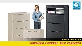Premium Lateral File Cabinets