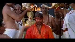 Simhadri Movie - Jr. Ntr Best Fight Scenes - Ankita, Bhumika Chawla