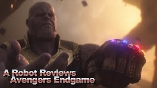 A Bot Reviews Avengers: Endgame