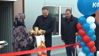 В Зарайске открылась животноводческая ферма
