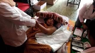 #Diabetes #Gangren #Viral DECUBITUS...!!! Management wound of pressure injury/ulcers education.