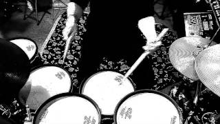"Tribute to Bill Bruford ""BeelZebub"" Performed by 亞洲鼓王 Don Ashley"