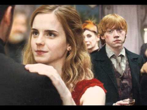 do ron and hermione hook up