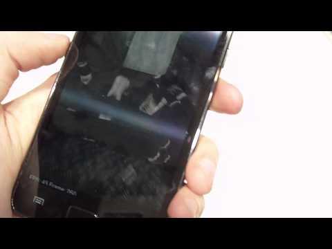 Samsung Galaxy S II Benchmark