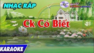 Karaoke Ck Có Biết Như Hana Full Beat HD 720p