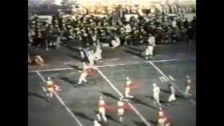 1952 # 8 Tennessee vs # 10 Texas