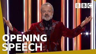 Graham Norton's 2020 BAFTA Opening Speech  🏆 - BBC