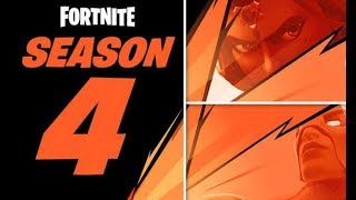 FORTNITE SEASON 4 SKINS ! [ READ DESC V-BUCK GIVEAWAY ] { DUO WTF ENDING } - Episode 26