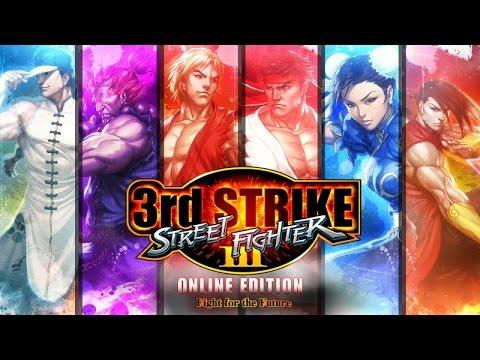 Street fighter 3 third strike (Jugando Con Gill) Level 8 Abajo esta el link del juego