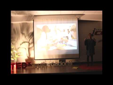 The ridiculousness of comparing yourself to others | Hee Sang Hong | TEDxYouth@Gadong