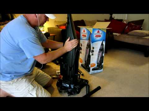 Bissell Cleanview Helix Deluxe Vacuum Cleaner Review