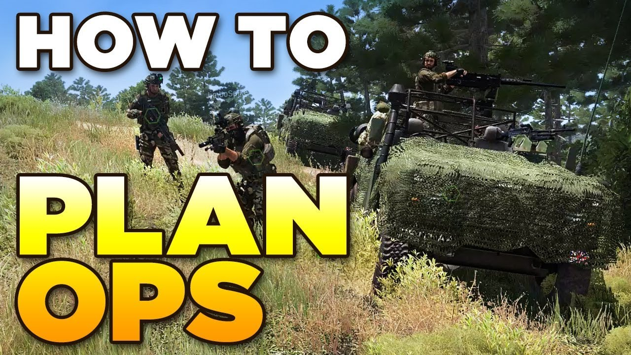 HOW TO PLAN | ARMA 3 - Beginners guide to Mission Assessment [Part 1]