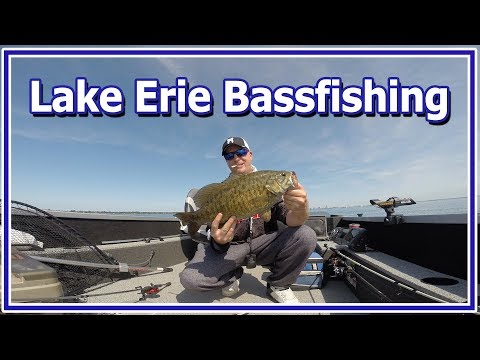 Fishing Lake Erie Smallmouth Bass