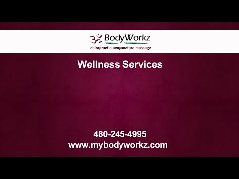 Wellness Services by BodyWorkz