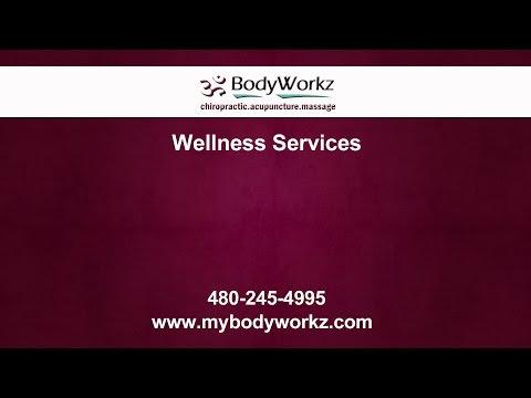 Wellness Services by BodyWorkz