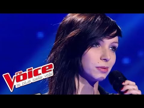 Adele - Someone Like You | Miranda Eilo | The Voice France 2012 | Blind Audition