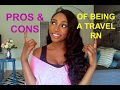 Registered Nurse: PROS And CONS Of Being A Travel RN
