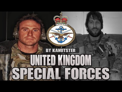 United Kingdom Special Forces - 'Britain's Best'
