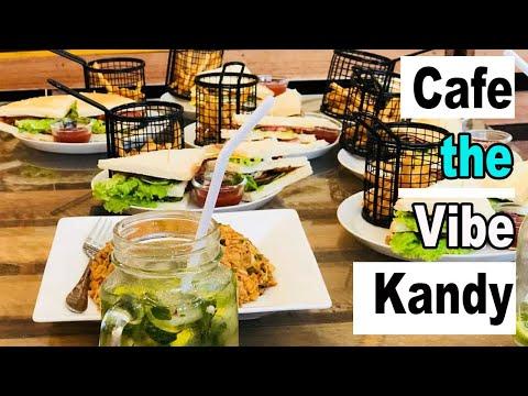 Cafe the Vibe Kandy